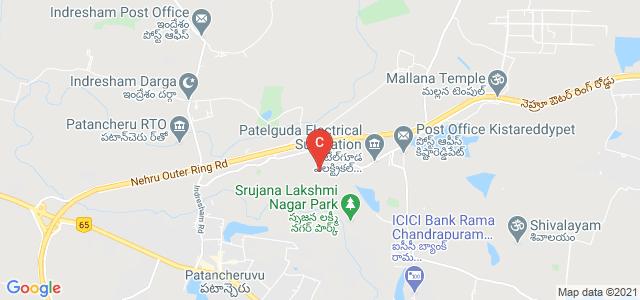 Ellenki College of Engineering and Technology, Patelguda, Hyderabad, Telangana, India