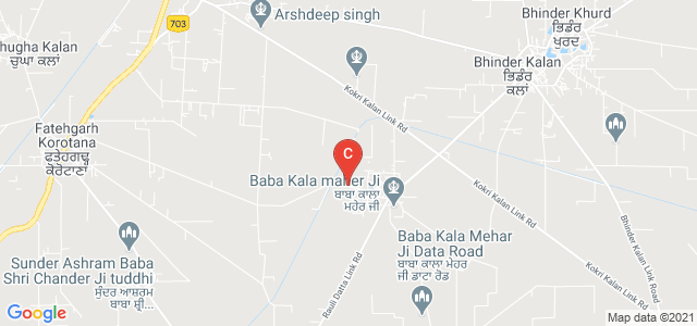 Fatehgarh Datta Link Rd, Datta, Punjab, India