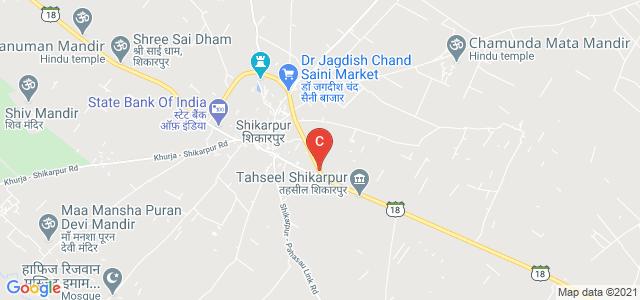 State Highway 18, Sargaon, Uttar Pradesh, India
