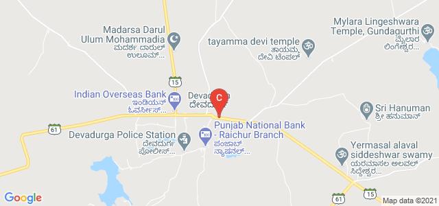 SH 15, Devadurga, Karnataka, India