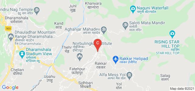 Himachal Pradesh University Regional Centre, Khanyara,Dharamshala., Khanyara Road, Mohli Lahrandi, HP, India