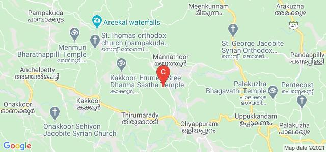 Mannathoor-Valiyapadam Road, Mannathoor, Kerala, India