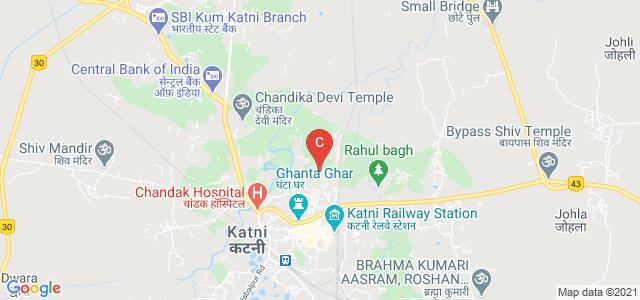 Shiv Nagar, Katni, Madhya Pradesh, India