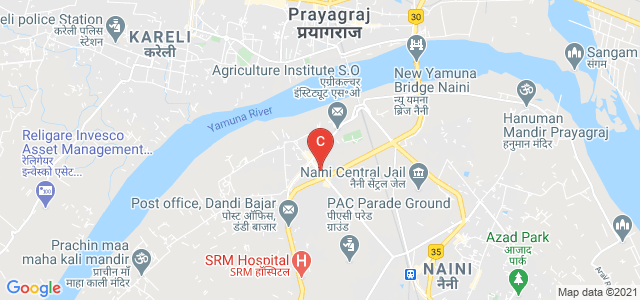 Reewa Road, Naini, Allahabad, Uttar Pradesh 211007, India