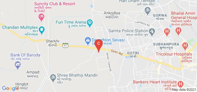 Sevasi, Vadodara, Gujarat 391101, India