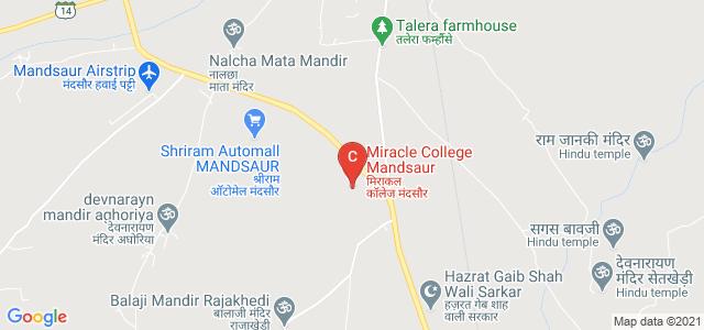 Miracle College Mandsaur, Gyaspura, Madhya Pradesh, India
