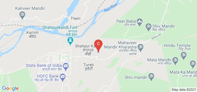 Tawi Technical Campus, Shahpur Kandi, Punjab, India