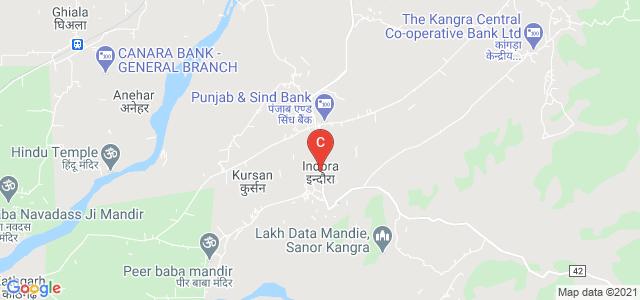 Indora, Kangra, Himachal Pradesh 176401, India