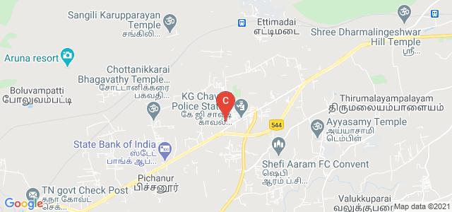 Sree Narayana Guru College, National Highway, KG Chavadi, Coimbatore, Tamil Nadu, India