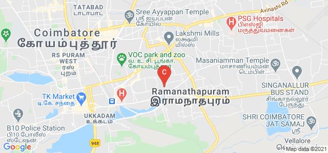 Nirmala College for Women, Kamaraj Road, Red Fields, Coimbatore, Tamil Nadu, India