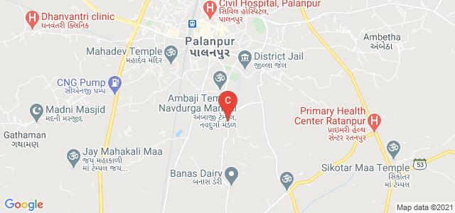 Dairy Road, Shivam Nagar Society, Palanpur, Gujarat 385001, India