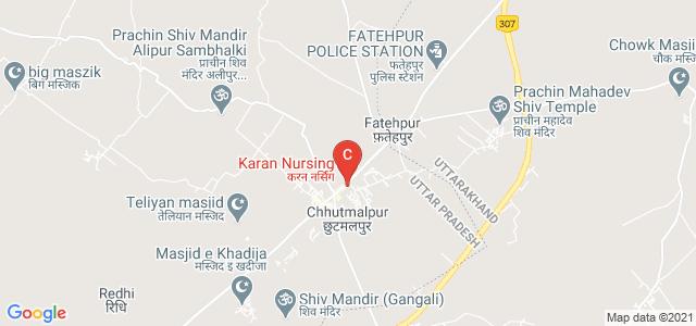 Chhutmalpur, Uttar Pradesh, India