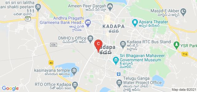 Balaji Nagar, Kadapa, Andhra Pradesh 516003, India