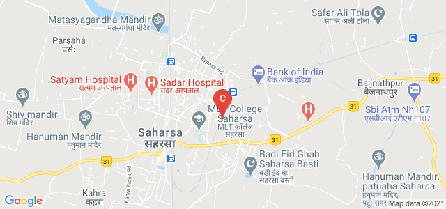 Saharsa College of Engineering, Hatiya Gachhi, Saharsa, Saharsa, Bihar, India