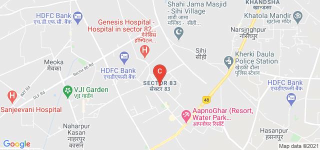 Sector 83, Gurugram, Haryana, India