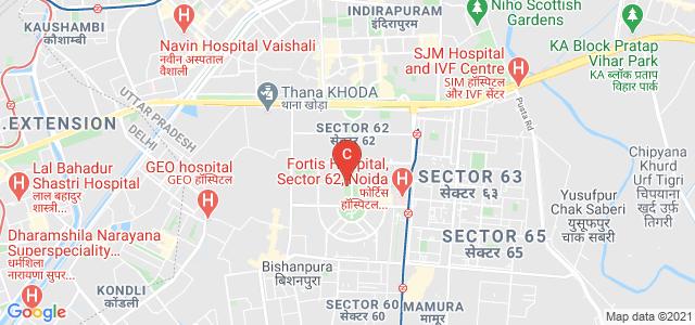 Jaipuria Institute of Management, Block A, Industrial Area, Sector 62, Noida, Uttar Pradesh, India