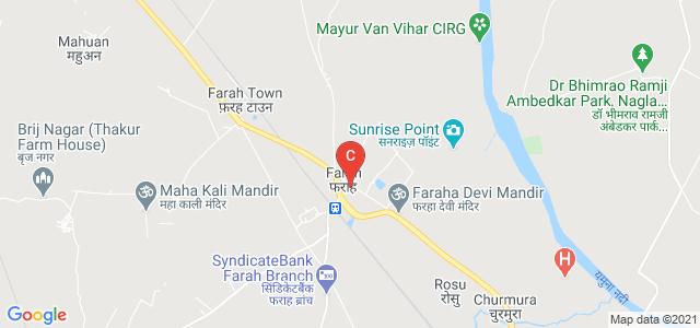 Farah, Mathura, Uttar Pradesh 281122, India
