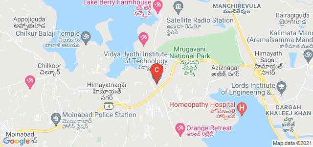 Vidya Jyothi Institute Of Technology, Hyderabad, Telangana, India