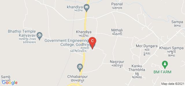 Government Engineering College, Godhra, Nasirpur, Gujarat, India