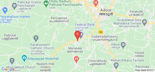 College Of Engineering, Adoor, Manakala, Kerala, India