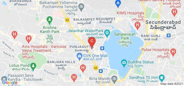 Carlton Business School, Surya Nagar, Somajiguda, Hyderabad, Telangana, India