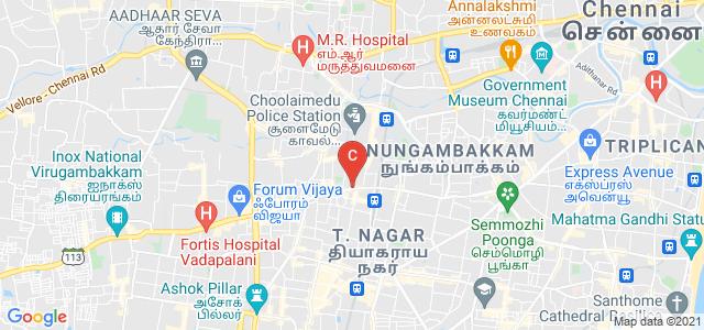 Meenakshi Sundararajan Engineering College, Subedar Colony, Kodambakkam, Chennai, Tamil Nadu, India