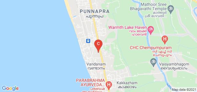 T. D. Medical College, National Highway 66, Vandanam, Alappuzha, Kerala, India