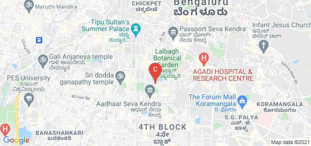 RV Teachers College, 2nd Block, Jayanagar, Bengaluru, Karnataka, India