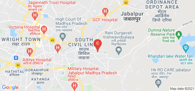 Govt. Mahakoshal Arts and Commerce College, Govindh Bhavan Colony, South Civil Lines, Jabalpur, Madhya Pradesh, India