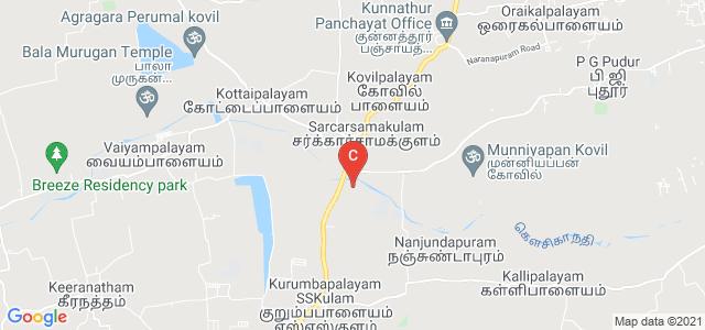 Info Institute of Engineering Road, Kovilpalayam, Tamil Nadu 641107, India