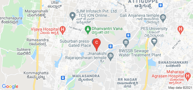 Indian Statistical Institute, Bangalore, Mutharayana Nagar, Gnana Bharathi, Bengaluru, Karnataka, India