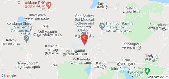 Shri Sathya Sai Medical College and Research Institute, Nellikuppam, Kancheepuram, Tamil Nadu, India
