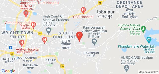 Govt. Science College, Jabalpur, South Civil Lines, Pachpedi, South Civil Lines, Jabalpur, Madhya Pradesh, India