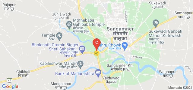Sangamner Bypass Road, Kasarwadi, Ghulewadi, Ahmednagar, Maharashtra 422605, India