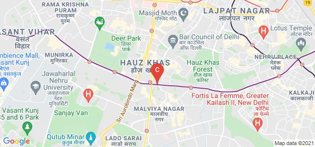 Kamala Nehru College, August Kranti Marg, Siri Fort Institutional Area, Siri Fort, New Delhi, Delhi, India