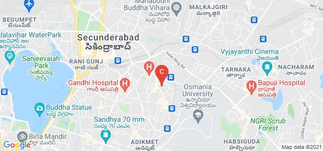 Gandhi medical college and hospital, Palepally, Baddipadaga, Telangana, India