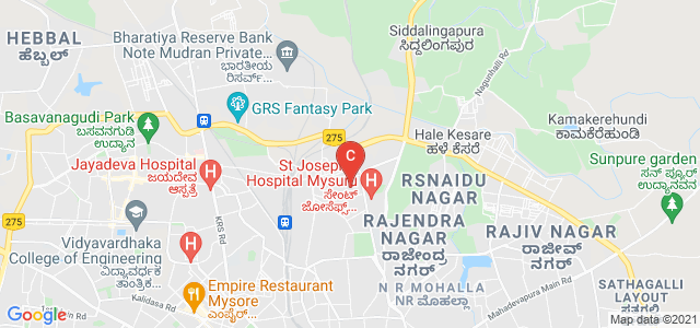 JSS Dental College and Hospital, Bannimantap A Layout, Bannimantap, Mysore, Karnataka, India