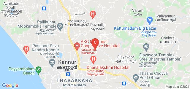 DHANALAKSHMI COLLEGE OF NURSING, AKG Nagar Housing Colony, Kakkad, Kannur, Kerala, India