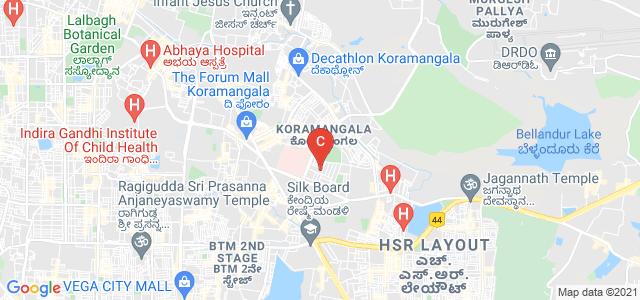 RJS First Grade College, Koramangala 3 Block, Koramangala, Bangalore, Karnataka, India