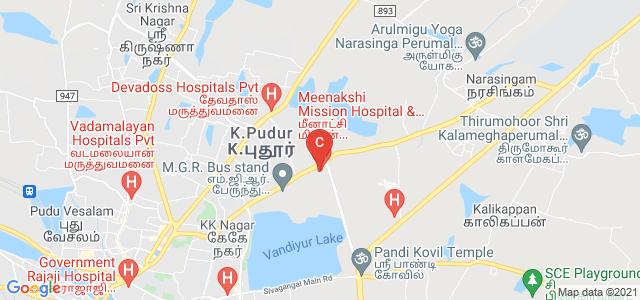 Meenakshi Mission Hospital & Research Centre, Melur Main Road, Madurai, Tamil Nadu, India