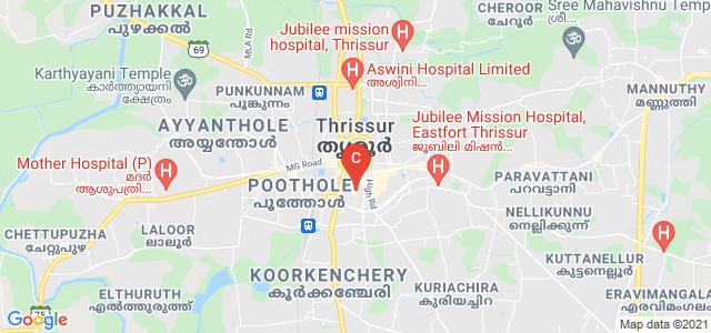 St. Thomas College Thrissur, Keerankulangara, Thrissur, Kerala, India