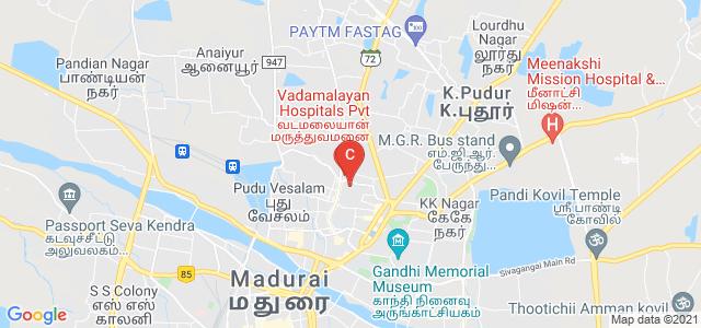 Vadamalayan Institute Of Medical And Allied Health Sciences, Chockikulam, Madurai, Tamil Nadu, India