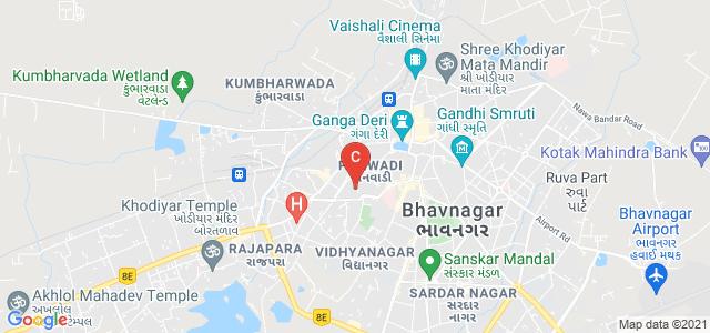 Government Medical College, Bhavnagar, near State Road Transport Corporation, Panwadi, Bhavnagar, Gujarat, India