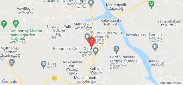 Sri Venkateswara College of Nursing, Chittoor, Andhra Pradesh, India