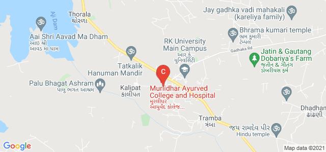 Murlidhar Nursing Institute, Kalipat Road, Rajkot, Gujarat, India