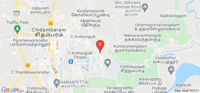 Rani Meyyammai College of Nursing, Thiruvetkulam, Annamalai Nagar, Chidambaram, Tamil Nadu, India