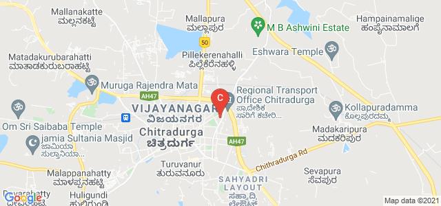 Turuvanur Rd, Maniyur, Chitradurga, Karnataka 577501, India