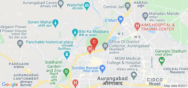Government School of Art Quil Ark Aurangabad, Himayat Bagh, Aurangabad, Maharashtra, India