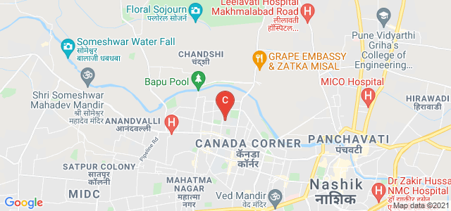 COMMERCE, MANAGEMENT & COMPUTER SCIENCE COLLEGE, Udoji Maratha Boarding Campus, Gangapur Rd, D. K. Nagar, Nashik, Maharashtra, India