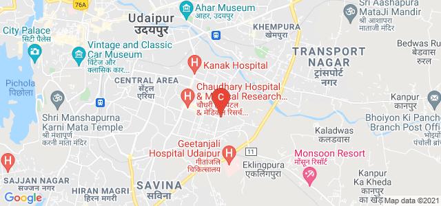 Sagar College Of B.SC. Nursing, 100 Feet Road, Opposite UIT Community Centre, Sector 4, Hiran Magri, Udaipur, Rajasthan, India